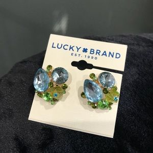Jewelry - Stud Gem Earrings